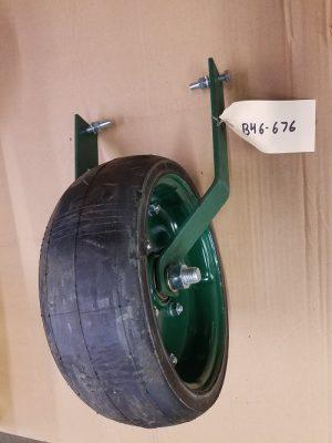 B46-676 Cole Gauge Wheel