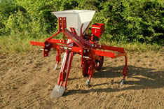 Covington COV-S One Row Cultivator with Planter