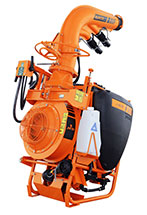 Jacto J400 Canon Sprayers