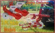 JPH-2 & TDR-2 Jang Seeder Bargain Bundle