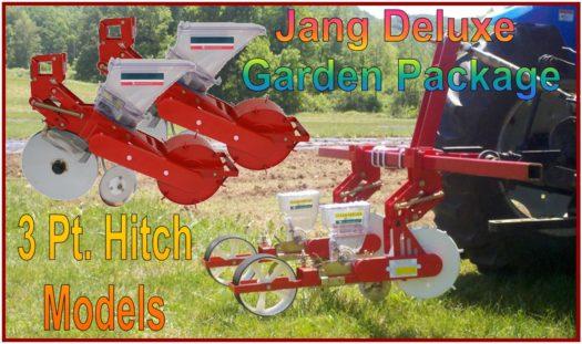 JPH-2 & TDR-2 Jang Seeder Bargain Bundle