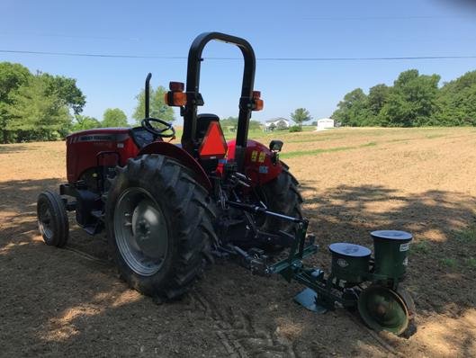 Jeff Hargiss' Cole 12MX Matched to a Massey 2650H