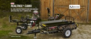 RealTree Edge Camouflage on Wallenstein Products