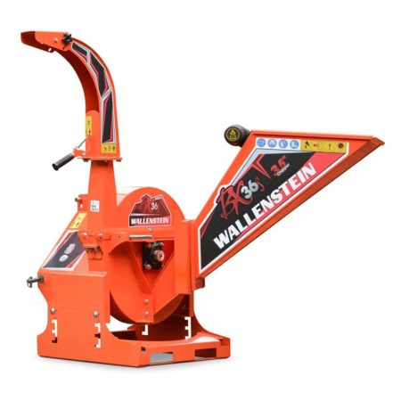 BX36s Wallenstein Woodchipper I