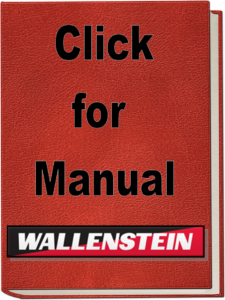 Click for Wallenstein Operators and Parts Manual