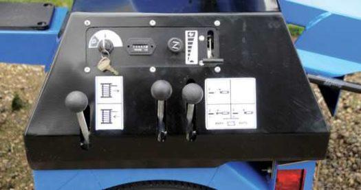 WP840 Single Side Controls
