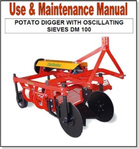 DM100 Delmorino Side Discharge Manual Pic