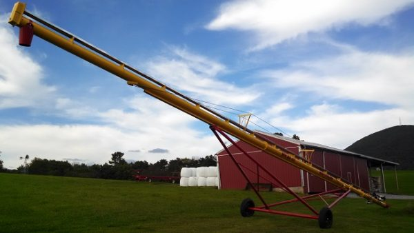 WR8051SD 8 x 51 WR80 Series Westfield Grain Auger w/ PTO WR Series