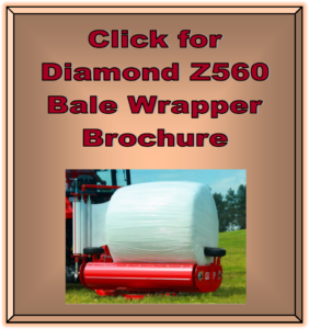 Click for Diamond Z560 Bale Wrapper Brochure