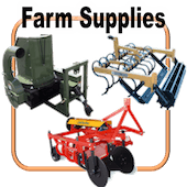 Farm Equipment, Parts, & Supplies