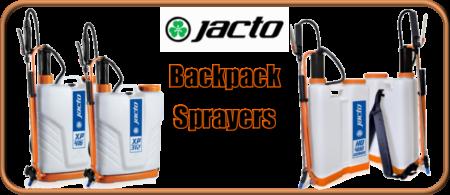 Jacto Backpack Sprayers