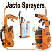 Jacto Canon and Backpack Sprayers