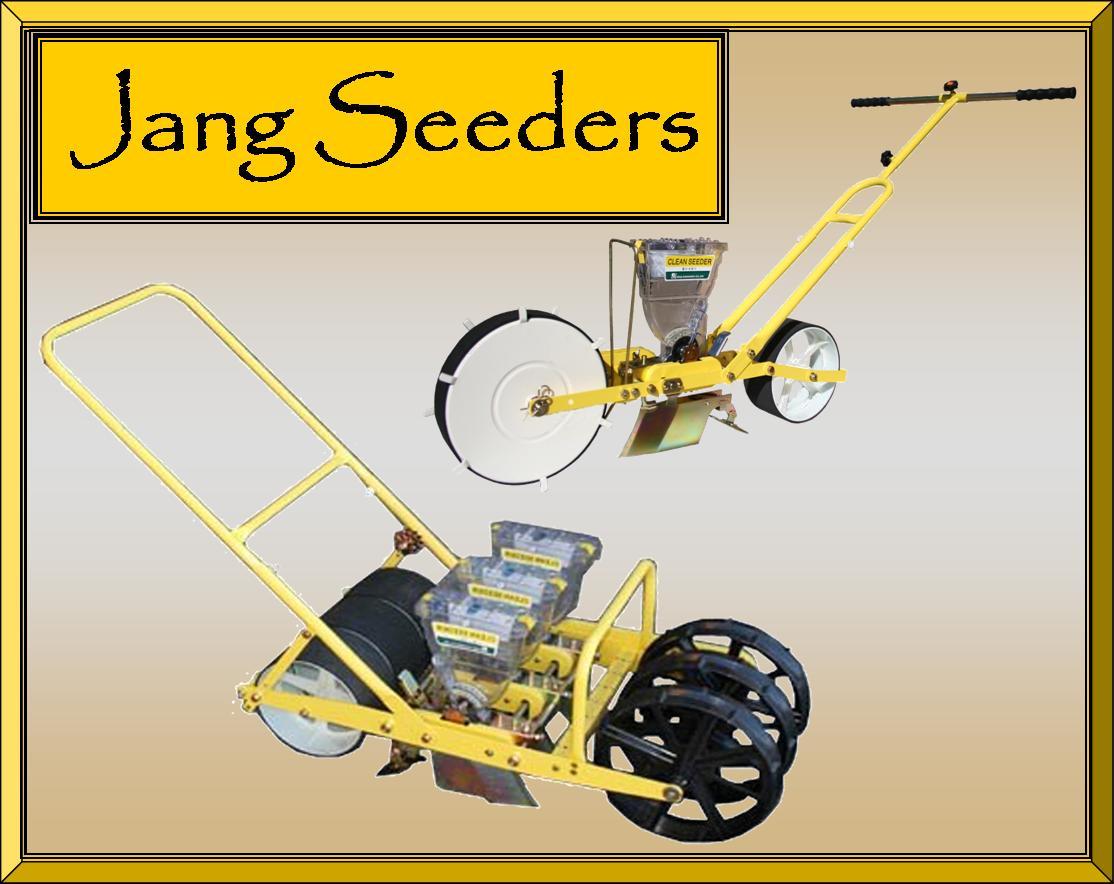 Jang Garden Seeders