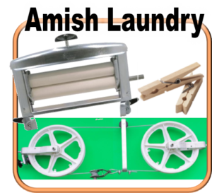 Amish Laundry Supplies