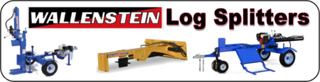 Wallenstein Log Splitters