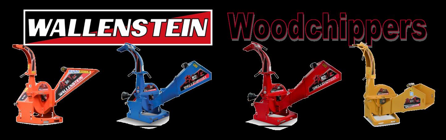 Wallenstein Woodchippers