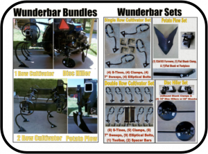 Wunderbar Module Bundles and Sets