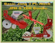 Basic Jang 3 Pt. Hitch JPH & TDR Bundle