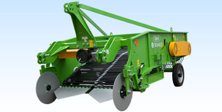 Upus Two Row Conveyor Potato Digger