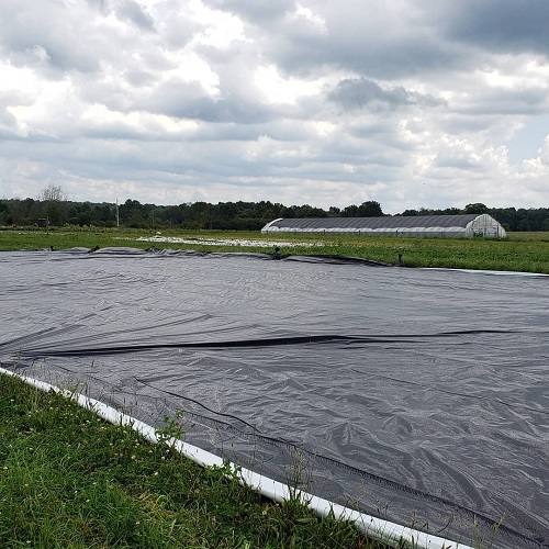 Silage Tarp 50 x 150 for Occultation, Bunker Cover
