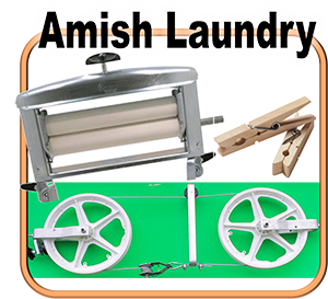 Amish Clothesline and Laundry Products