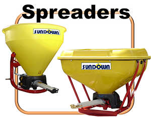 Sundown Pendulum Spreaders