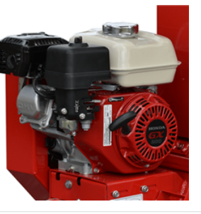 Wallenstein Wood Processor Honda GX Engine