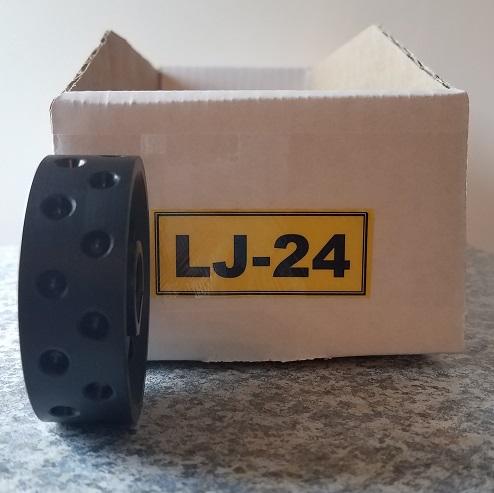 LJ-24 Roller for Jang Seeder, 7.5 mm, Deep Slot, 24 Slots on Roller