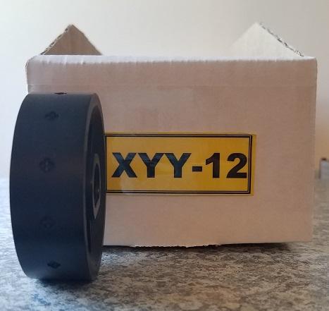 XYY-12 Roller for Jang Seeder, Exterior Diameter 2.0 mm, Hole Depth 1.2 mm