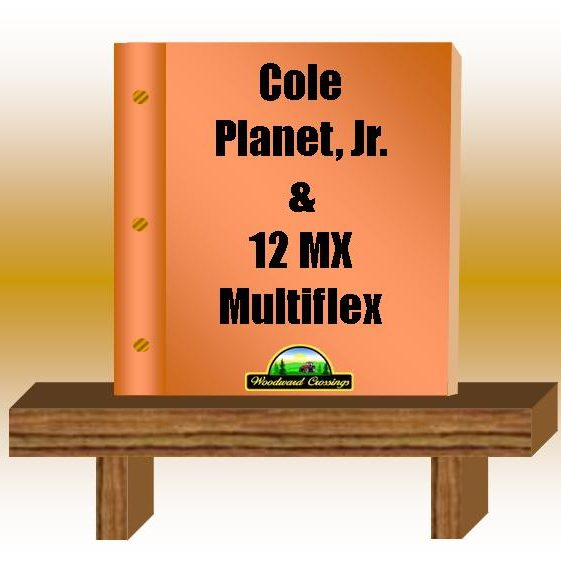 Cole Planter PDF for Woodward Crossings