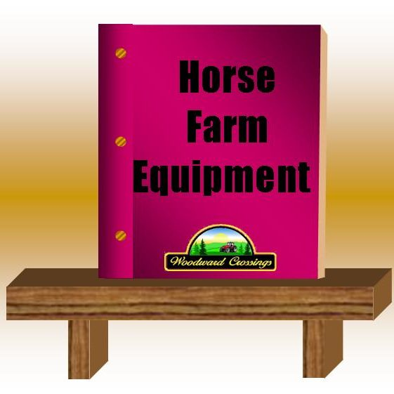 Horse Farm PDF for Woodward Crossings