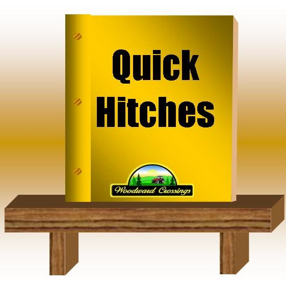 Quick Hitches PDF for Woodward Crossings
