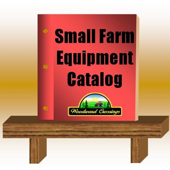 Small Farm Equipment Snow Blades PDF for Woodward Crossings