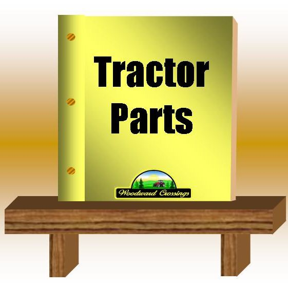Tractor Parts PDF for Woodward Crossings